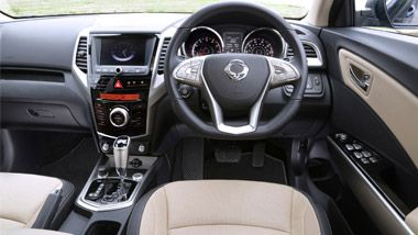 SsangYong Introduces the Tivoli ELX Diesel 4x4 Auto